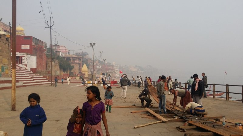 Varanasi The Holy City of India