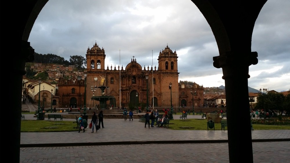 Cusco to Machu Picchu by Bus and Train